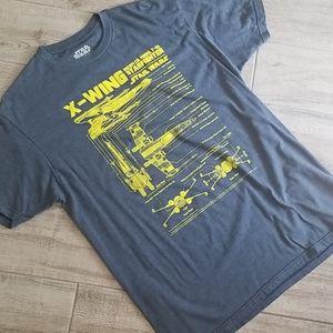 ⭐Men's Star Wars tshirt Sz Large⭐